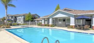 Elk Grove, CA Affordable Apartments for Rent - Geneva Pointe Outdoor Pool with Jacuzzi
